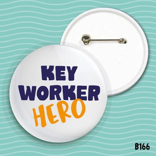 Keyworker Hero Badge