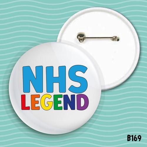NHS Legend Badge