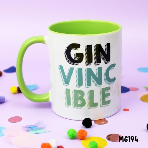 GinVincIble Mug