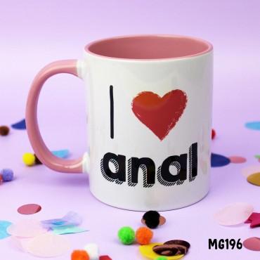 Anal Mug