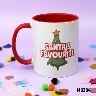 Santa's Fave Mug