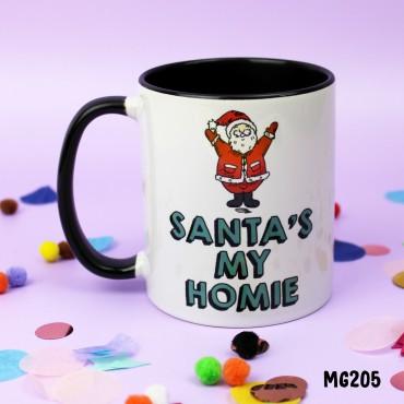 Santa's Homie Mug