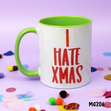 Hate Xmas Mug