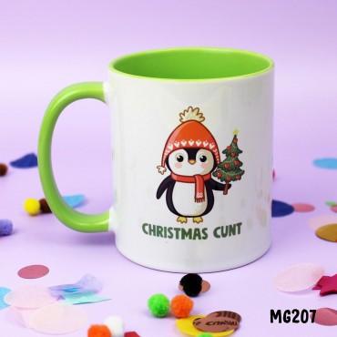 Christmas Cunt Mug