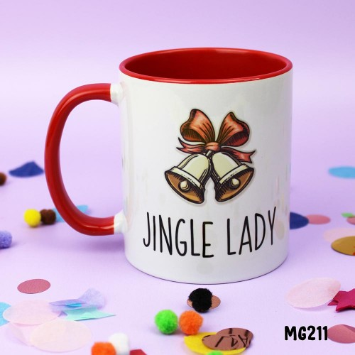 Jingle Lady Mug