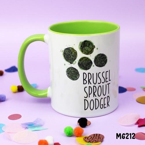 Brussel Sprout Mug
