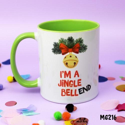 Jingle Bellend Mug