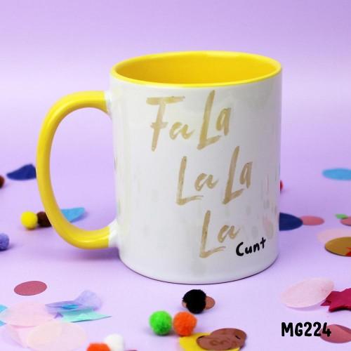 Fa La La Mug