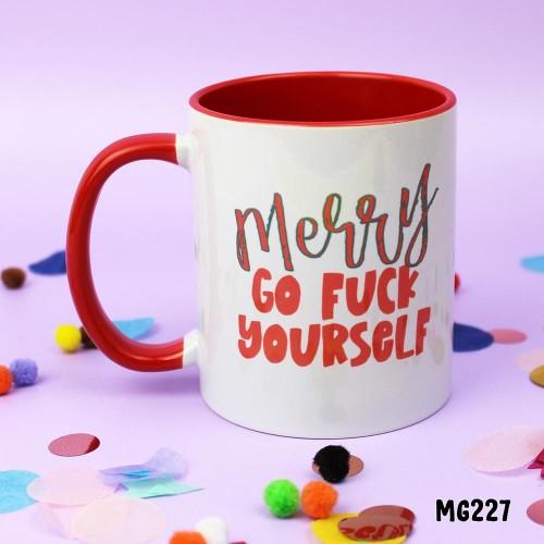 Merry Go Fuck Mug