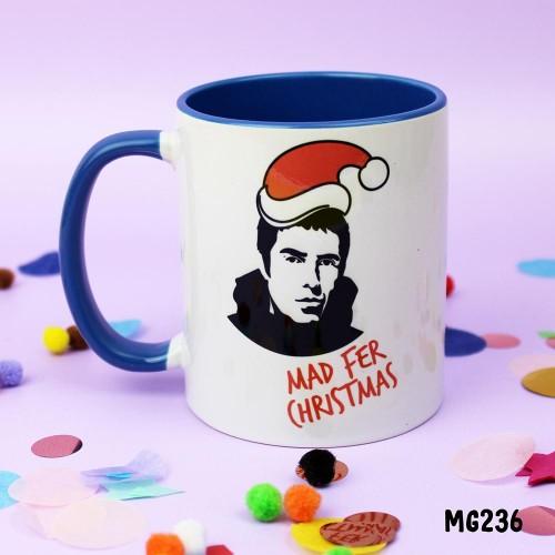 Mad Fer it Mug