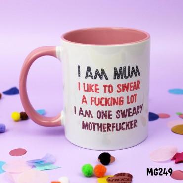Sweary Mum Mug