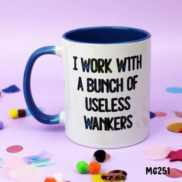Useless Wankers Mug