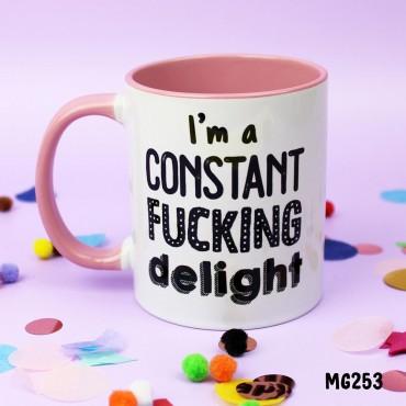 Constant Delight Mug