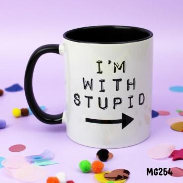 With Stupid Mug