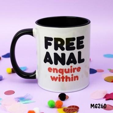 Free Anal Mug