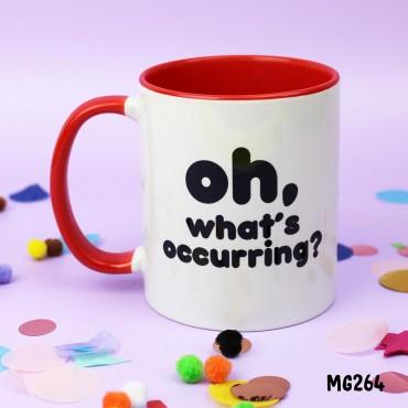 OH, Mug