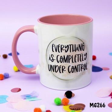 Under Control Mug