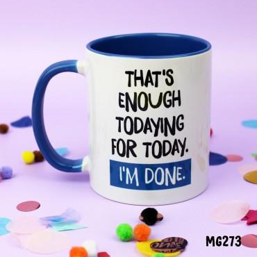 Todaying Mug