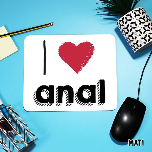 Anal Mouse Mat