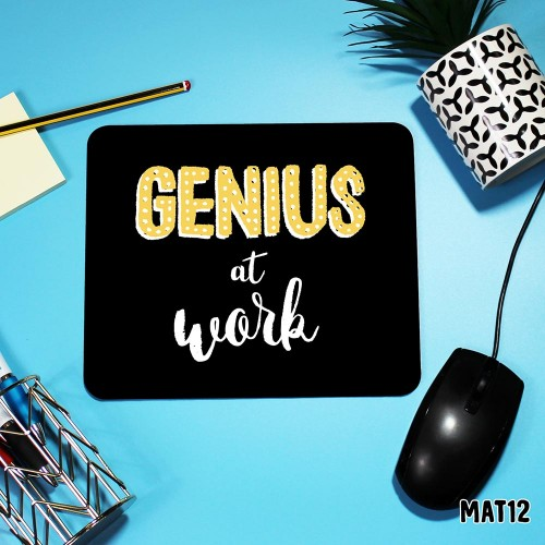 Genius Mouse Mat