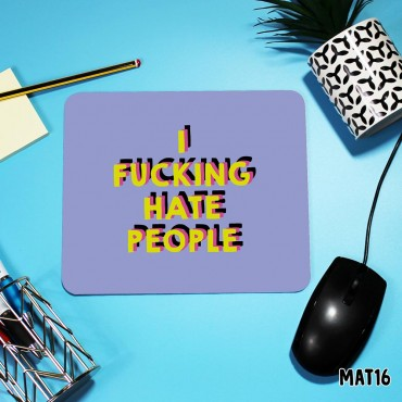 People Mouse Mat