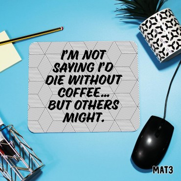 Coffee Mouse Mat