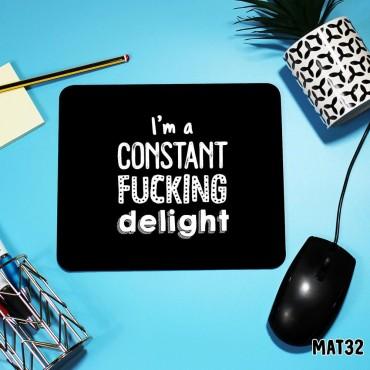 Constant Delight Mouse Mat