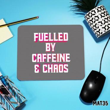 Caffeine Mouse Mat
