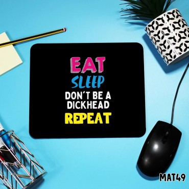 And Repeat Mouse Mat