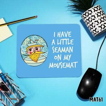 Seaman Mouse Mat