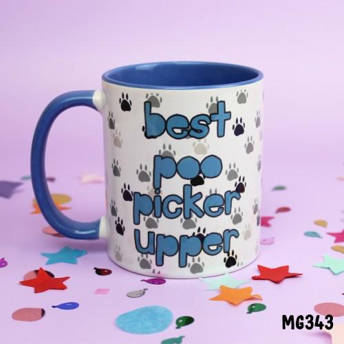 Best Poo Picker Mug