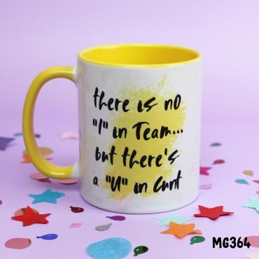 U In Team Mug