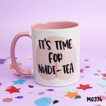 Nudi-tea Mug