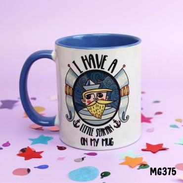 Seaman Mug