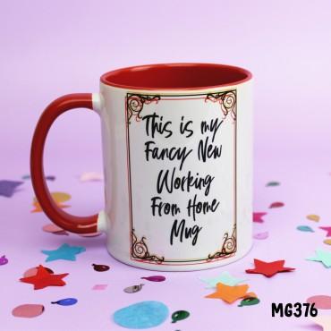 Working Home Mug