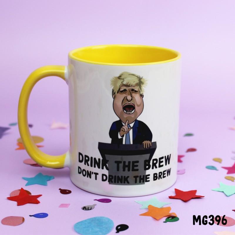 Drink the Brew Mug
