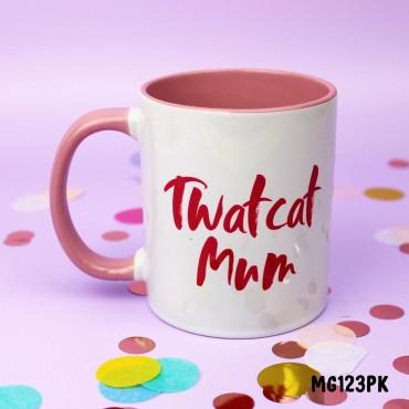 Twatcat Mum Mug