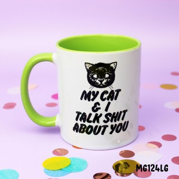 Me & My Cat Mug
