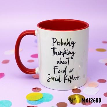 Probably Thinking Mug