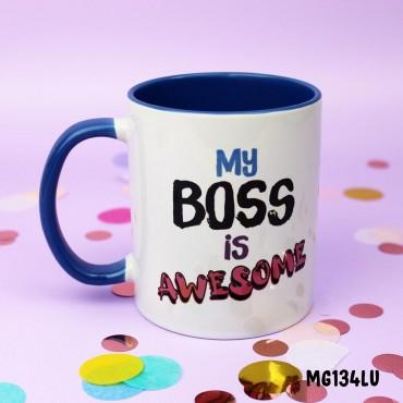 Awesome Boss Mug