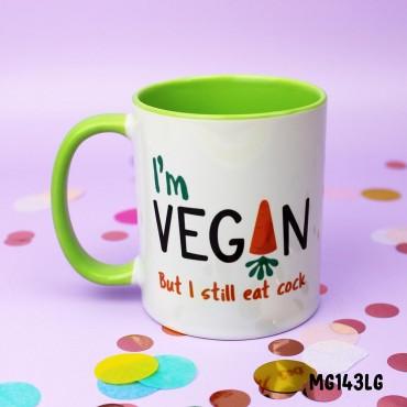 Vegan but still Mug
