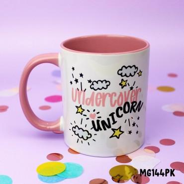 Undercover Unicorn Mug