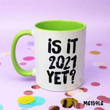2021 Yet Mug