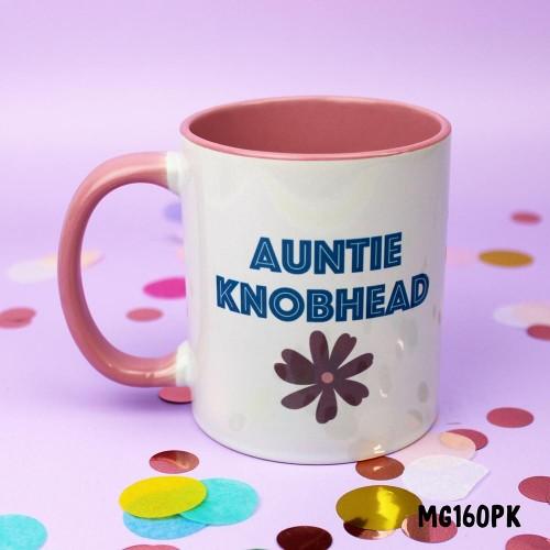 Auntie Knobhead Mug