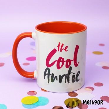 Cool Auntie Mug