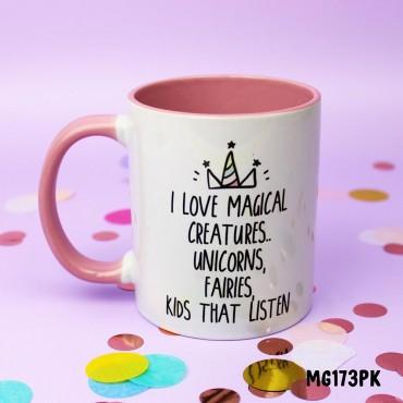 Magical Creatures Mug