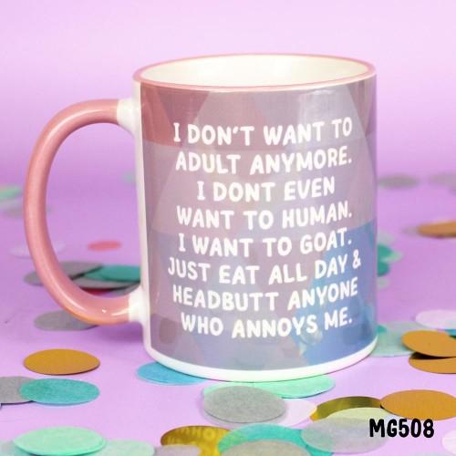 Be a Goat Mug