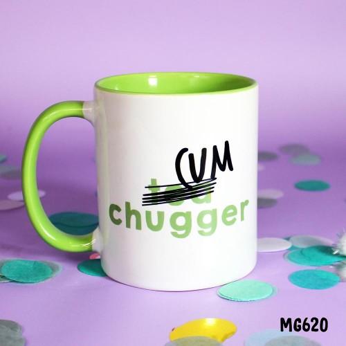 Cum Chugger Mug