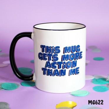 More Action Mug