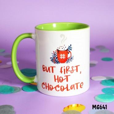 First Hot Choc Mug
